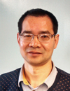 Portrait of Heping Huang