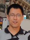 Portrait of Liang Wang